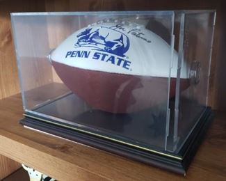 Signed Football