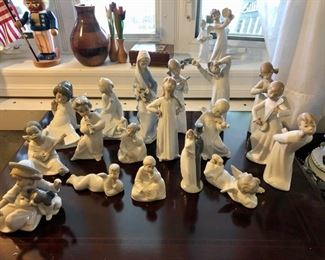 Collection of Lladro