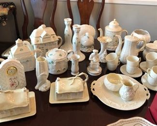 Collection of Belleek