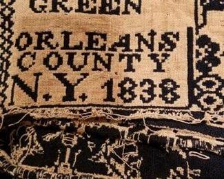 1838 Textile Signature