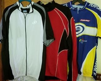 Cyclist Performance Tops