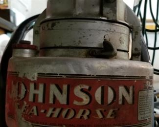 Johnson Sea Horse Motor