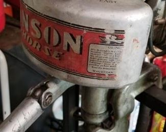 Johnson Sea Horse Outboard Motor