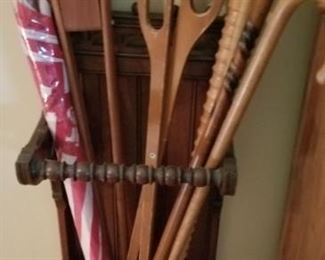 Antique Umbrella Stand
