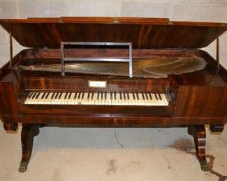 1812 Breitkopf and Hartel, Leipzig Germany Pianoforte.  All original and ready to play.