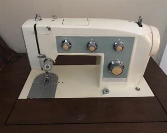 Retro Kenmore sewing machine