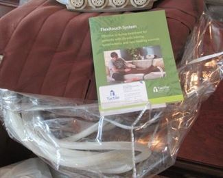 This Flexitouch lymphedema system is in like new condition and is available for pre-sale for $400.00