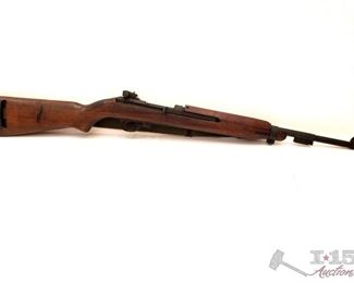"""310:  US Carbine .30 Cal Semi Auto Rifle, CA Transfer Available Serial Number 4056150 Barrel Length: 18""""  California Transfer Available. Ca and out of state shipping available to your local FFL. Buyer is responsible for checking local laws before bidding."""