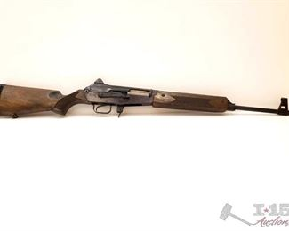 """335: Valley Gun 386 7.62x39mm Semi Auto Rifle, CA Transfer Available Serial Number: 24504 Barrel Length: 20""""  California Transfer Available. Ca and out of state shipping available to your local FFL. Buyer is responsible for checking local laws before bidding."""