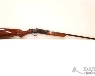 """350:  Iver Johnson Champion .410 ga Shotgun, CA Transfer Available Serial Number: 21068 Barrel Length: 26""""  California Transfer Available. Ca and out of state shipping available to your local FFL. Buyer is responsible for checking local laws before bidding."""