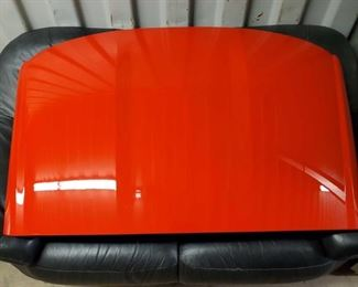 7002: C7 Corvette Targa Top Red Color C7 Corvette T Top