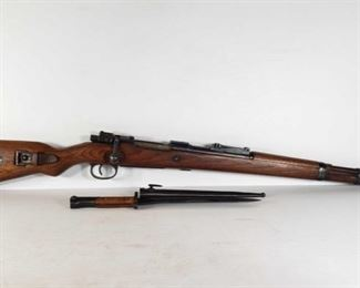"""301: Nikko Golden Eagle Model 7000 Bolt Action .375 H&H Mag Rifle Serial Number: N023170 Barrel Length: 26.75""""  California Transfer Available. Ca and out of state shipping available to your local FFL. Buyer is responsible for checking local laws before bidding."""