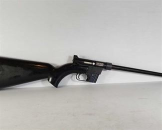 """3448: Charter Arns AR7 Explorer Semi-Auto .22LR Rifle Serial Number: A272474 Barrel Length: 16""""  California Transfer Available. Ca and out of state shipping available to your local FFL. Buyer is responsible for checking local laws before bidding."""