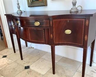 Mt Vernon Hickory Chair Buffet