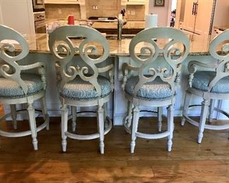 Set of Bar Stools by Frontgate