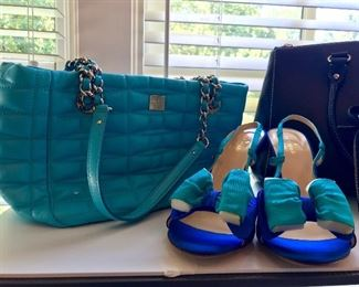 Purse & Shoes Kate Spade