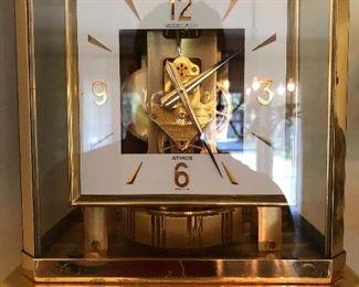 Jaeger LeCoultre Atmos Classique Desk Clock