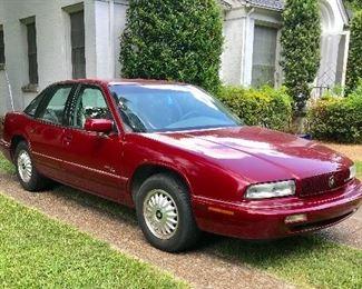 1995 Buick Regal Custom, 43,000 miles