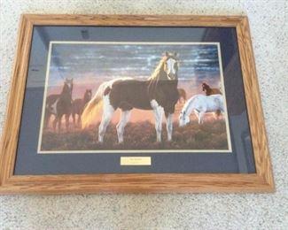 Horse Print Patriarch