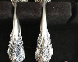 Wallace Grande Baroque sterling set