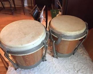 Double drum .