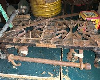 Griswold 2 burner stove