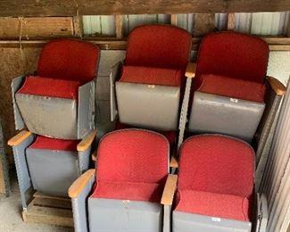 Otsego auditorium seats