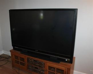 Sony projection HDTV