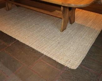 Threshold by Target contemporary woven area rug