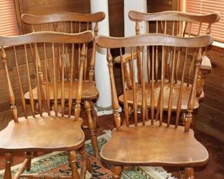 furniture maple chairs