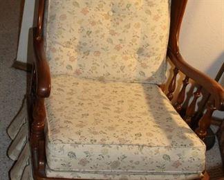 furniture rocker chair