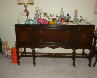 Vintage Buffet