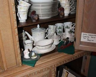 Vintage and Antique china