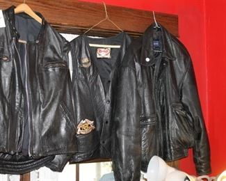 Ladies leather jackets and motorcycle jackets
