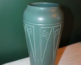 Art Deco Rookwood pottery vase
