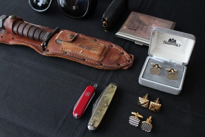 Royal Oak Estate Sale Sterling Silver Tools Mission