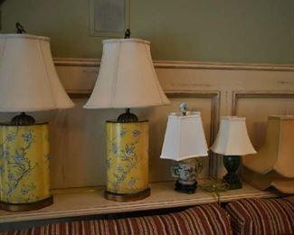 LAMPS/SHADES