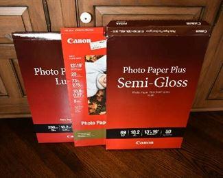 PHOTO PAPER FOR PRINTER