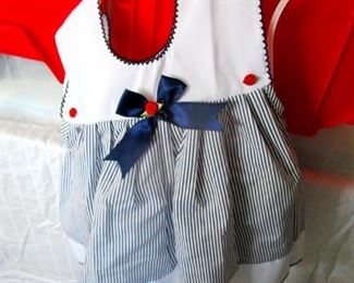 Baby Dresses---Pimo cotton from Peru..new