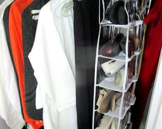 Men's dress shirts & shoes, Foreign made