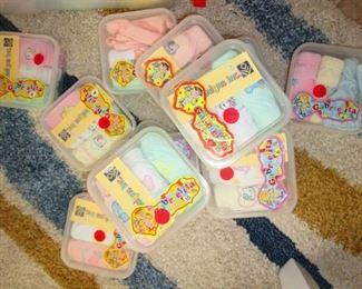 Baby socks  new Peru