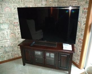 "SONY 55"" flat screen TV - purchased 12/2017"