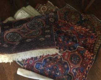 RUGS RUGS AND MORE RUGS!