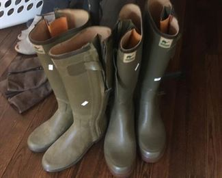 LE CHAMEAU BOOTS - THINK WELLIES
