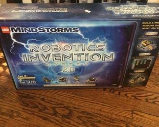 LEGO MINDSTORMS ROBOTIC INVENTIONS