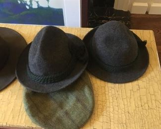 TYROLEAN STYLE HATS