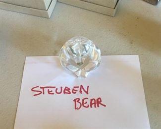 STEUBEN BEAR