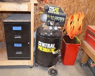 General Pneumatic air compresser