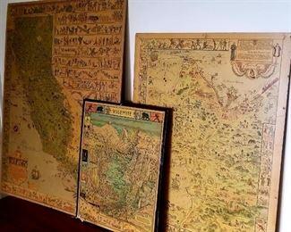 More fun maps on boards