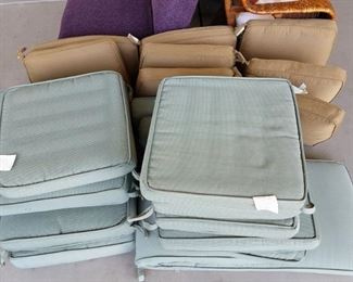 Patio seat covers in great condition